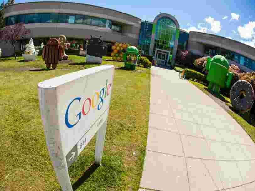 Google admet récolter les données de géolocalisation des utilisateurs Android depuis près d'un an