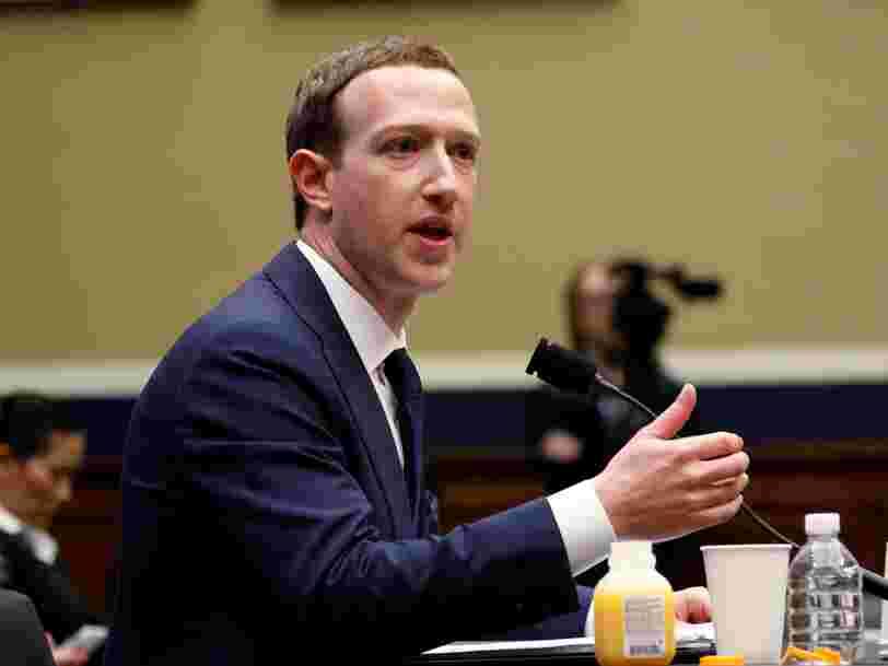 Mark Zuckerberg a été vivement critiqué lors d'une assemblée générale des actionnaires de Facebook... et les 6 autres choses à savoir dans la tech ce matin