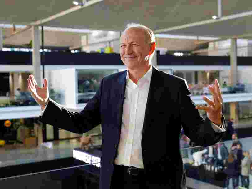 Le PDG de L'Oréal dit que la transformation digitale d'une entreprise fonctionne quand elle ne vient pas d'en haut
