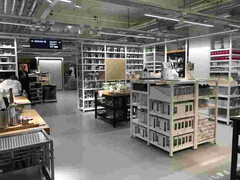On a visité le nouveau Ikea Madeleine à Paris, voici en quoi il est différent des autres magasins