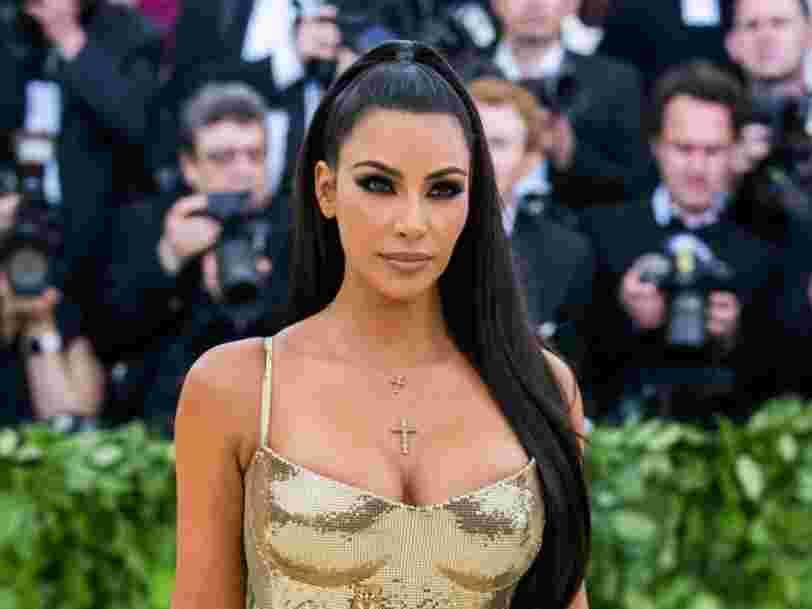 Kim Kardashian dit qu'elle a personnellement fait pression sur le DG de Twitter Jack Dorsey pour pouvoir modifier les tweets