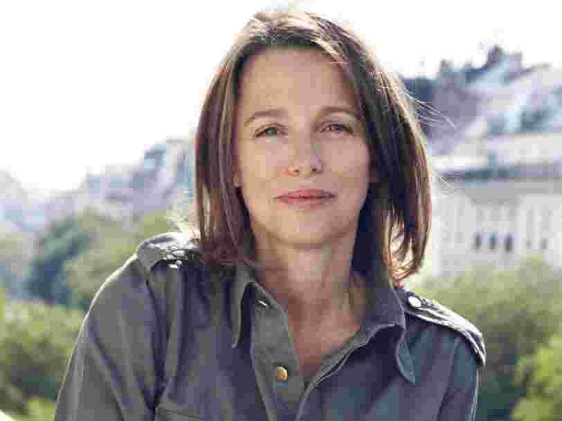 La directrice française d'une grande agence photo a un conseil précis pour aider les femmes à briser le plafond de verre en entreprise