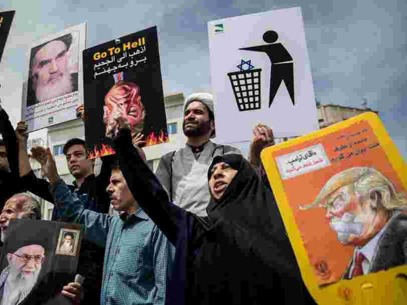 L'Iran impose un ultimatum de 2 mois à Total pour se dresser face aux Etats-Unis — et ça fait les affaires des Chinois