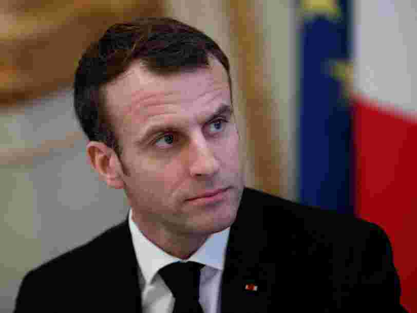 Gilets jaunes acte 4: Emmanuel Macron dénonce des 'violences inadmissibles', se défausse derrière '40 années de malaise' et offre 100€ aux salariés au SMIC