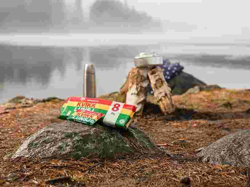 Les internautes disent que le rival norvégien du Kit Kat serait meilleur que la barre chocolatée originale produite par Nestlé, au cœur d'une longue bataille juridique