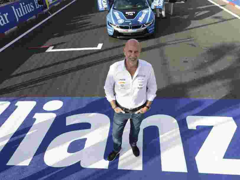 Le géant Allianz sponsorise la Formule E car il pense que ça va l'aider à dénicher les startups qui vont façonner son avenir
