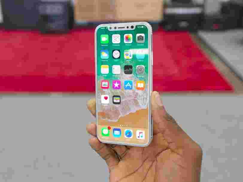 Voici tout ce que l'on sait sur l''iPhone X' qui sera présenté aujourd'hui