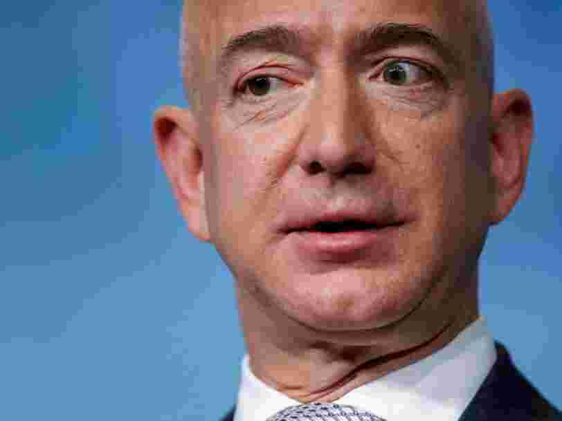 Derrière le piratage du téléphone de Jeff Bezos, il existe une véritable économie de l'espionnage