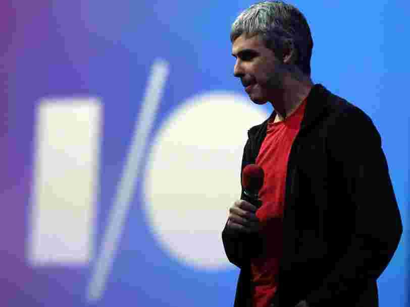 L'ex-ingénieur de Google au cœur du procès Uber aurait travaillé sur des voitures volantes avec Larry Page