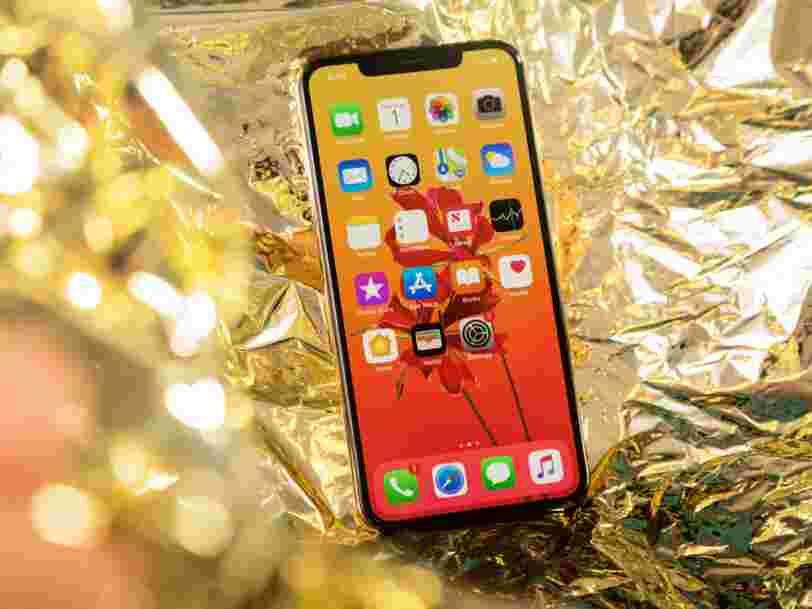 Voici la taille des écrans des iPhones qui sortiront l'année prochaine, selon un analyste spécialiste d'Apple