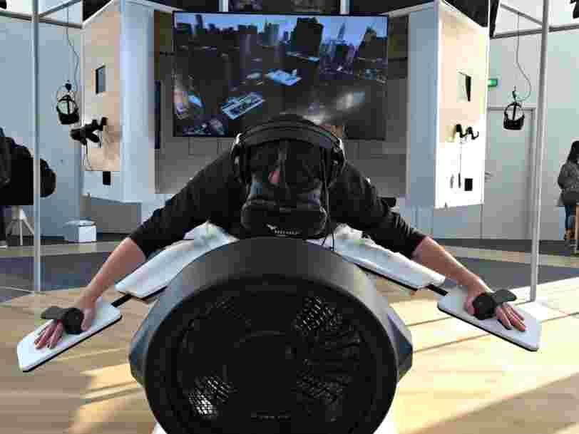 mk2 ouvre le plus grand espace permanent dédié à la réalité virtuelle en France — voilà ce que vous pourrez y tester