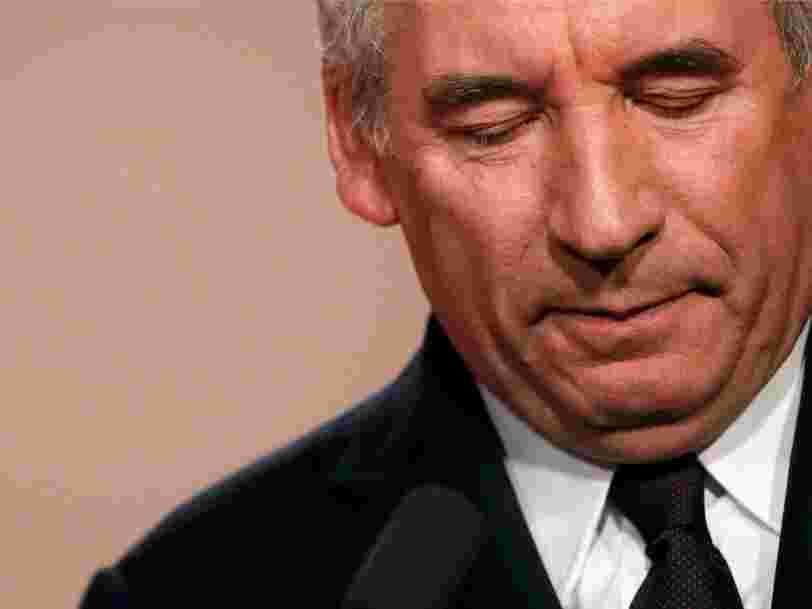 L'annonce de François Bayrou de ne pas se présenter à la présidentielle fait décoller l'euro
