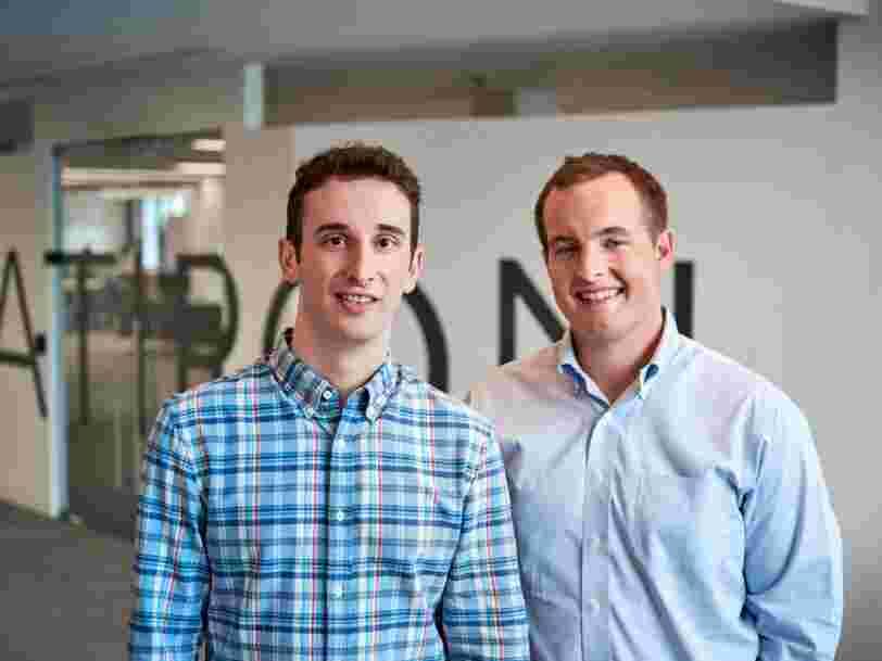 2 entrepreneurs qui ont vendu leur première startup à Google pour 70M$ et leur seconde pour 1,9Md$ révèlent comment ils ont fondé des entreprises à succès à 2 reprises