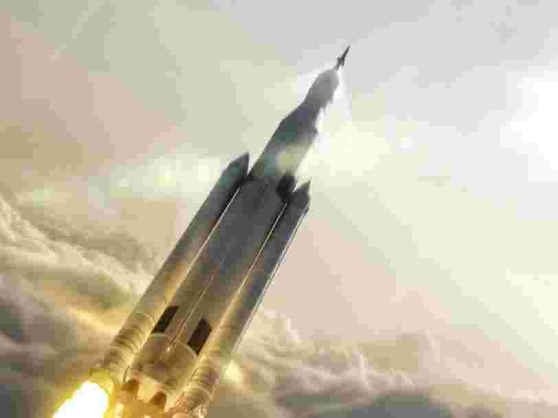 La NASA devrait retirer sa nouvelle fusée censée envoyer des astronautes sur la Lune si SpaceX ou Blue Origin sont capables de faire décoller leurs propres lanceurs en toute sécurité