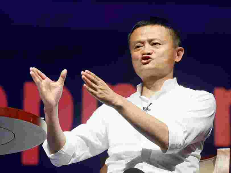 Le chinois Alibaba monte en puissance en France à l'occasion du 11 novembre