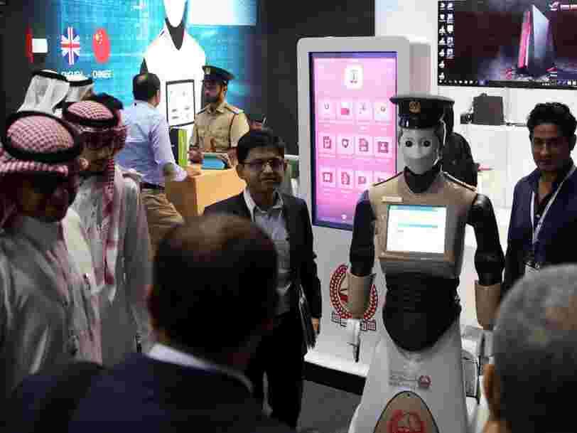 Un nouveau site web calcule les chances qu'un robot vous prenne votre travail