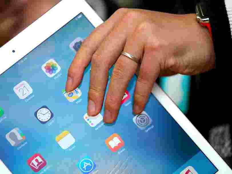Apple pourrait sortir 3 nouveaux iPad en 2017