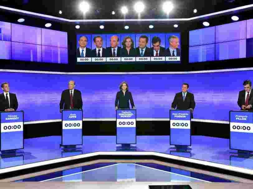 Les déclarations les plus marquantes du 3e débat de la primaire de la droite