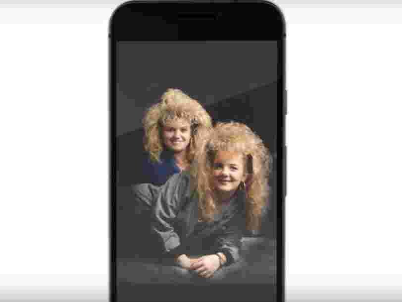 La vidéo YouTube de Google qui présente la nouvelle appli PhotoScan est un chef-d'œuvre comique
