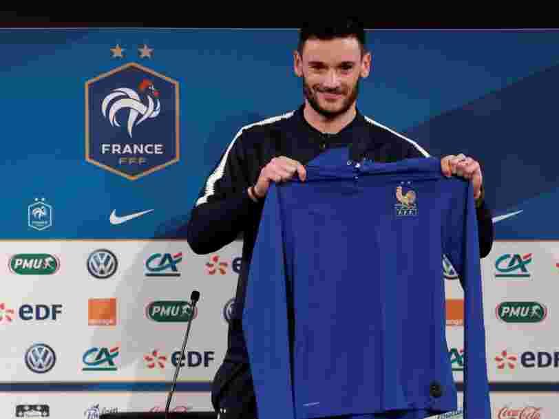 Le maillot centenaire de l'équipe de France déjà en vente ? Sur Twitter, certains affirment avoir pu l'acheter