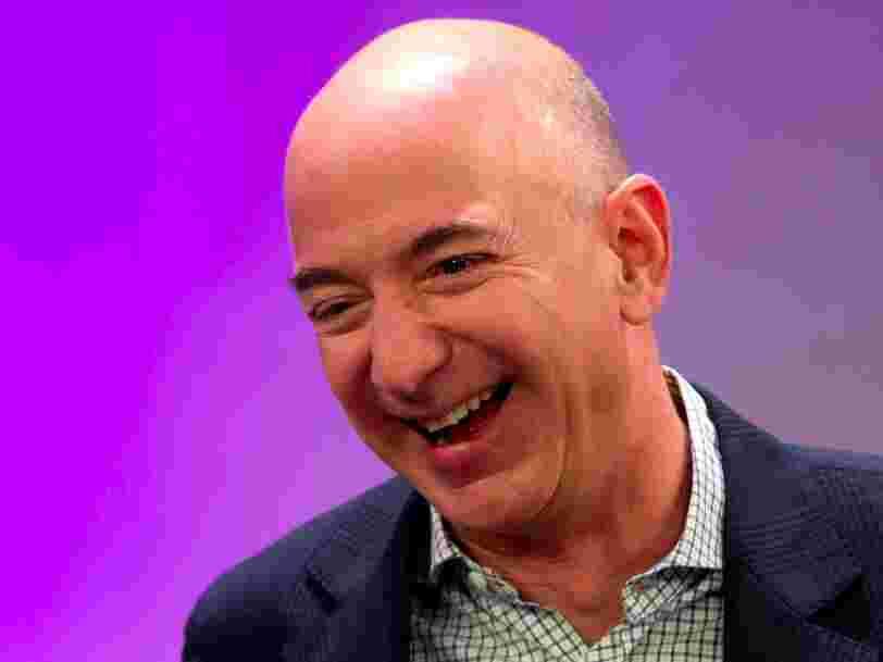 La valorisation d'Amazon atteindra 1000 Mds$ en 2018, annonce Morgan Stanley