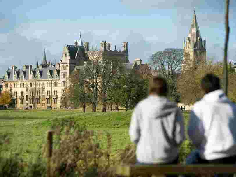 Oxford et Cambridge sont devenues les meilleures universités du monde mais le Brexit pourrait vite changer ça
