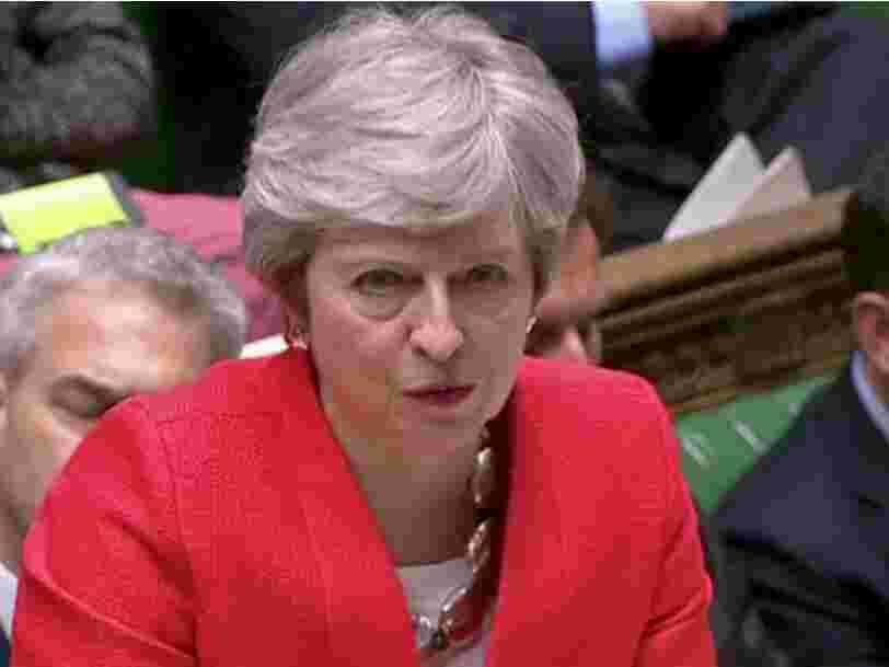Les 6 scénarios à envisager après le rejet de l'accord sur le Brexit