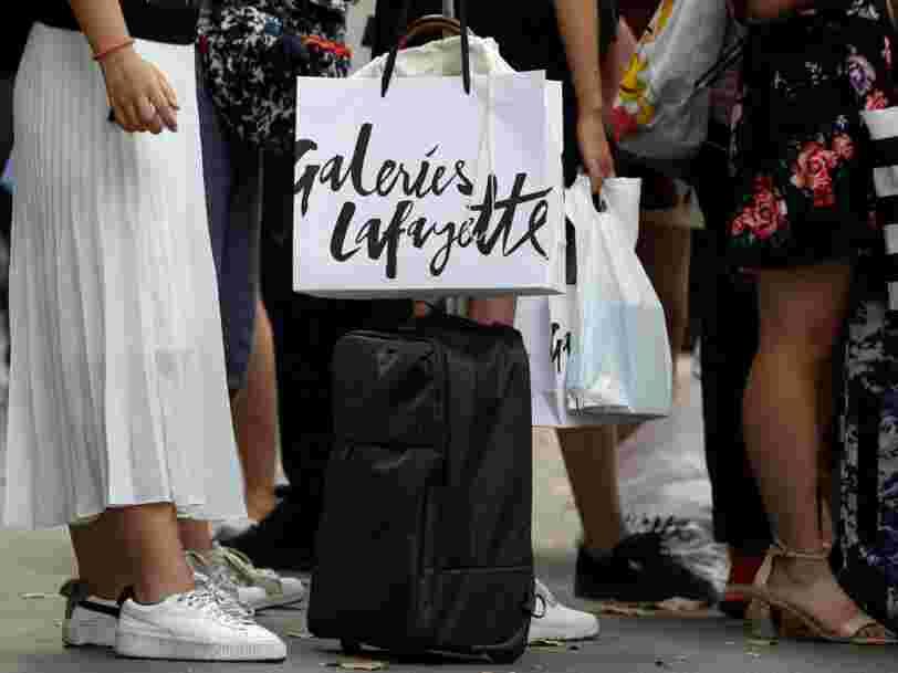 Les Galeries Lafayette rachètent La Redoute, une autre marque iconique qui a abandonné son fameux catalogue papier pour devenir un site e-commerce rentable