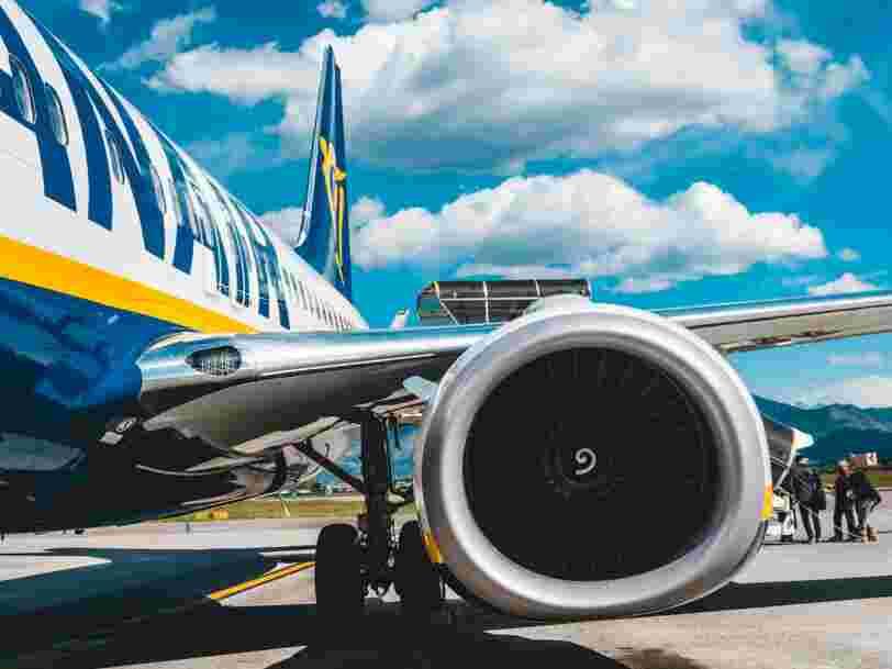 Ryanair entre dans le top 10 des plus gros pollueurs européens, jusque là occupé par des centrales à charbon