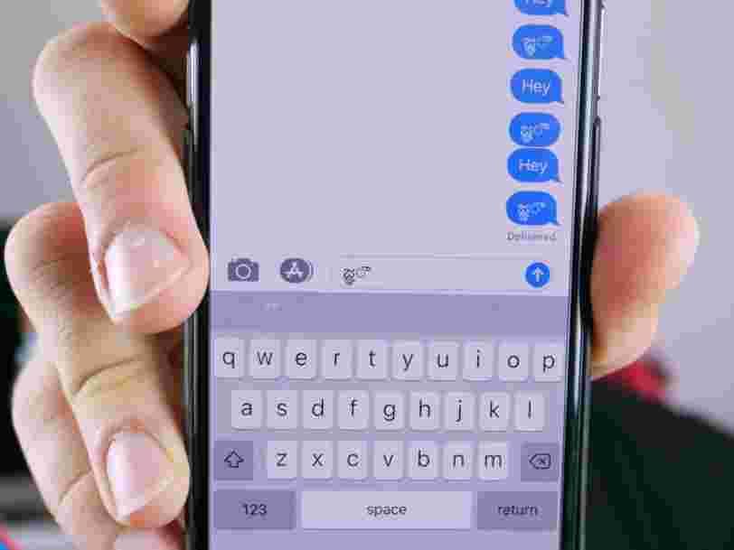 Apple a sorti un patch pour corriger le bug qui faisait planter ses appareils — certains l'utilisaient sur Twitter pour faire crasher des dizaines d'iPhones à la fois
