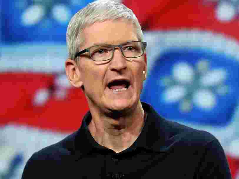 'Nous n'avons jamais été dans le business des données': Apple dit n'avoir jamais collecté d'informations provenant de Facebook