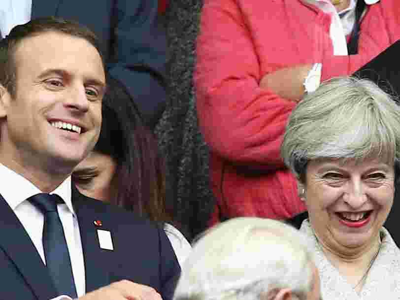 Le Royaume-Uni va payer 50M€ supplémentaires à la France pour le contrôle de sa frontière