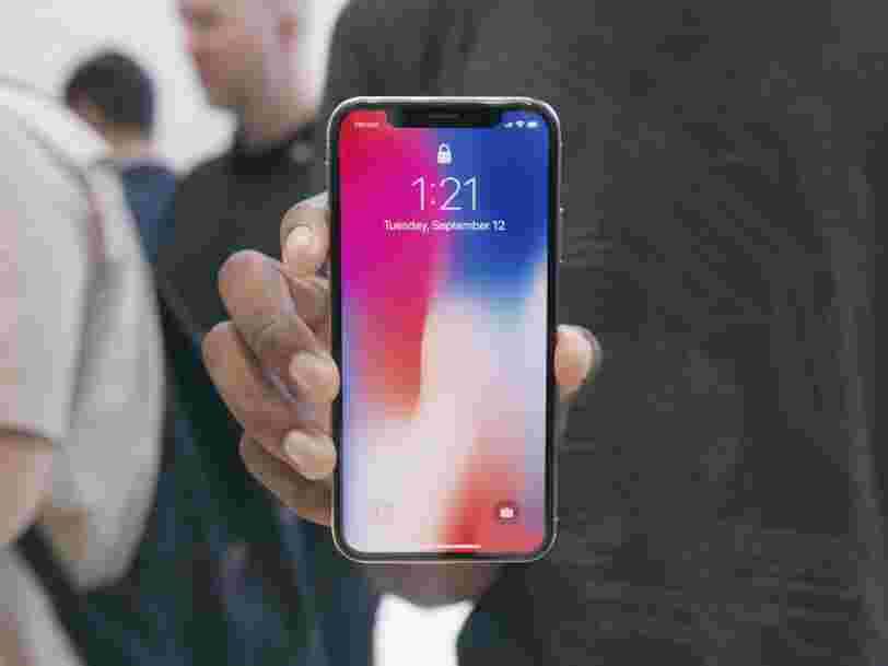 Un analyste spécialiste d'Apple dit que tous les iPhones intègreront la fonction Face ID en 2018