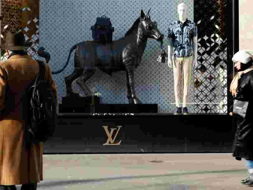 LVMH débloque 50M€ pour investir dans les petites marques de luxe émergentes