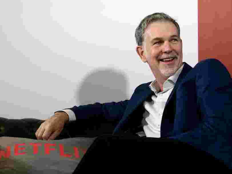 Pourquoi le patron de Netflix dit que son entreprise est 'l'anti-Apple'