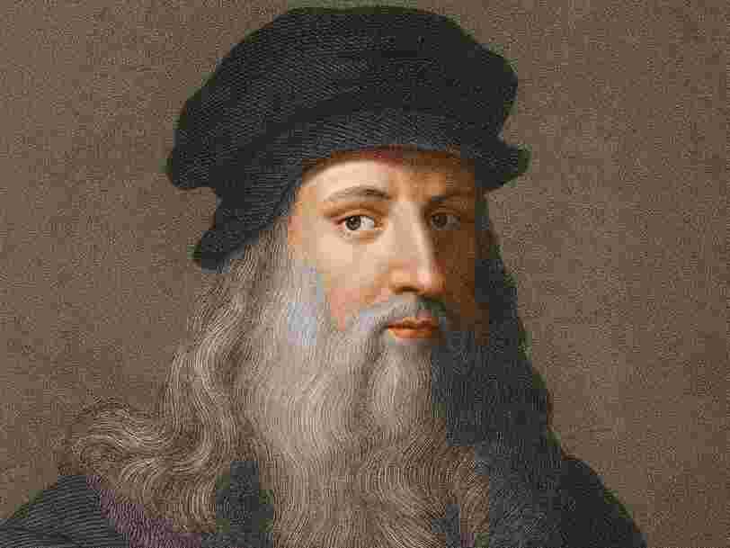 Ces 11 prédictions de Leonard de Vinci sont devenues réalité