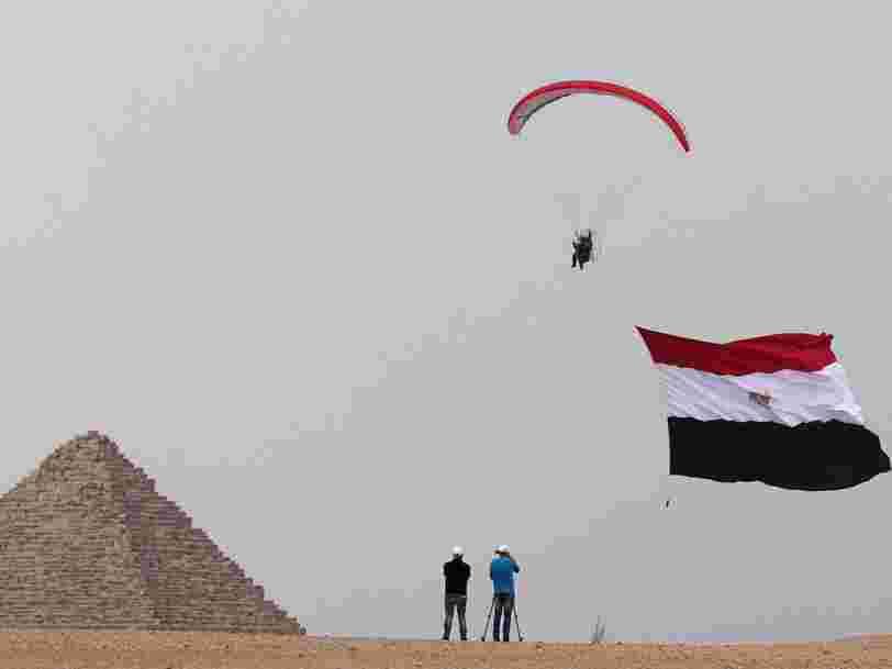 L'Egypte fait la police dans les 'fake news' sur la météo — car le sujet est devenu éminemment politique