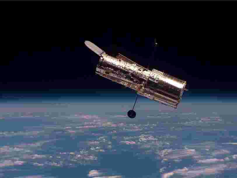 Le télescope Hubble de la NASA, connu pour avoir pris des clichés mémorables de l'univers, a perdu l'usage d'une pièce essentielle à sa navigation