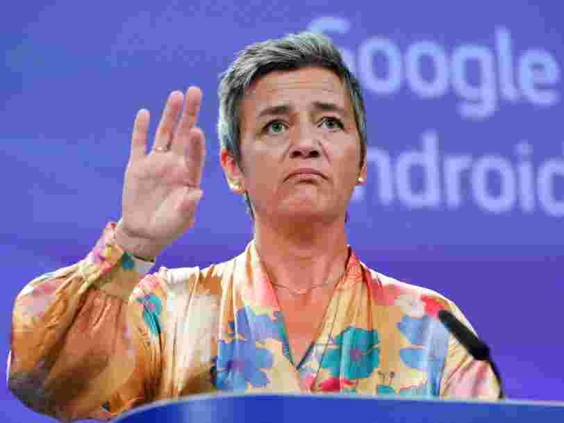 Google aurait proposé à la Commission européenne d'apporter des changements à Android il y a 1 an — mais c'était trop tard pour Bruxelles