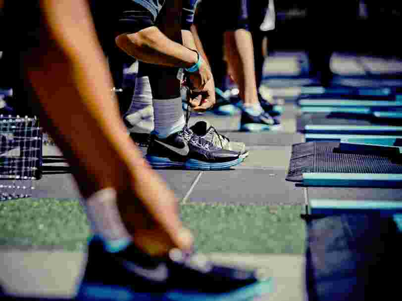 Nike plonge en Bourse après avoir annoncé la suppression de plus de 1000 emplois