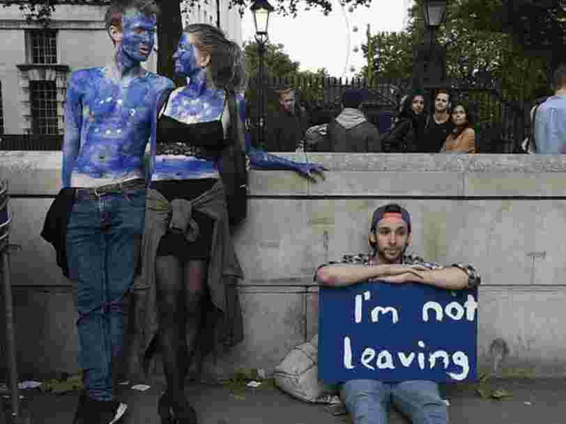 Theresa May va autoriser tous les citoyens européens à rester au Royaume-Uni même s'il n'y a pas d'accord sur le Brexit
