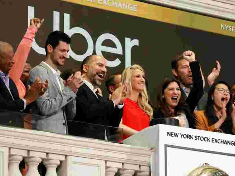 Uber n'est pas foutu, il peut encore devenir rentable