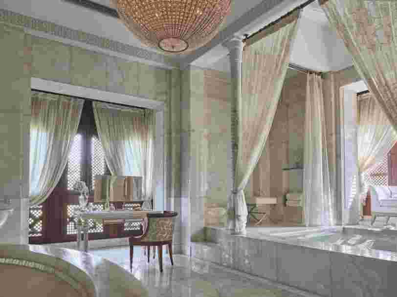 Les 10 suites d'hôtel les plus chères du monde