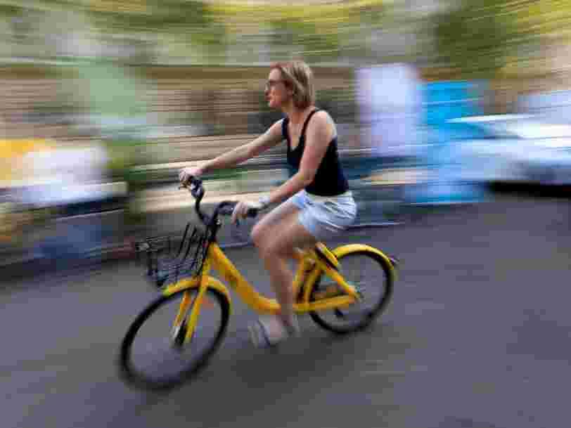 Le marché des vélos en libre-service approche les 4 Mds$ — et il y a 5 raisons pour lesquelles il pourrait très vite doubler