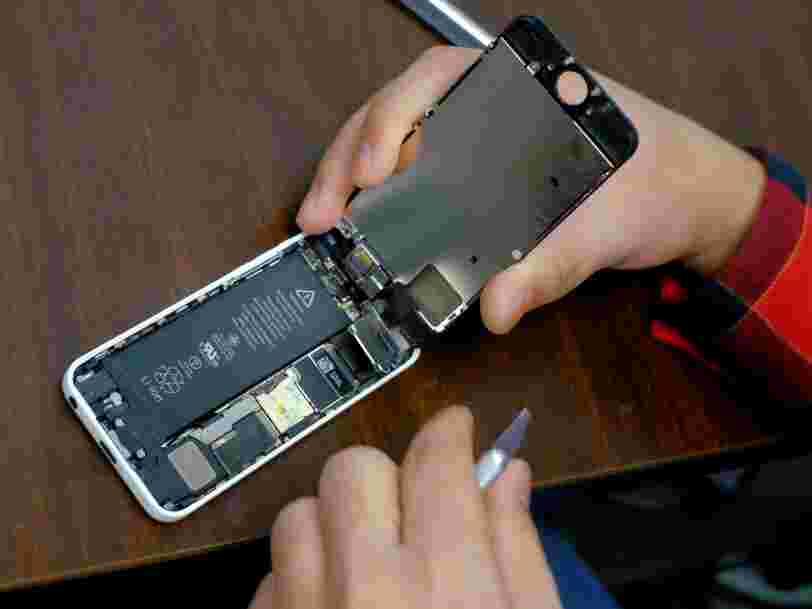 Un Apple Store a été évacué à Zurich— la batterie d'un iPhone en surchauffe y a causé 'une accumulation de fumée'