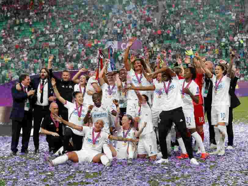 Pourquoi la Coupe du monde féminine pourrait aider les footballeuses à devenir professionnelles