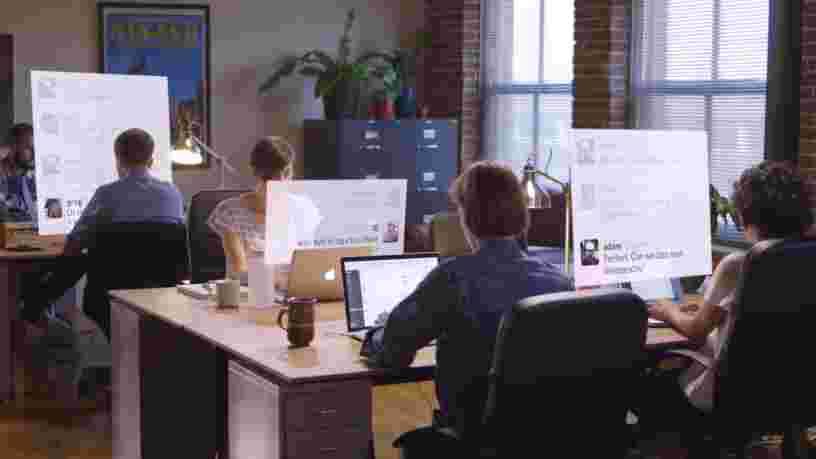 La startup Slack, qui vaut 5,1Md$, compte désormais 8M d'utilisateurs alors qu'elle se bat contre Microsoft et se prépare à une possible IPO