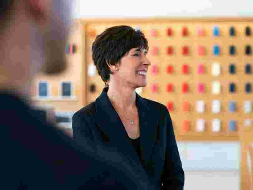 Voici Deirdre O'Brien, la nouvelle dirigeante des Apple Store qui compte 30 ans d'expérience au sein de l'entreprise
