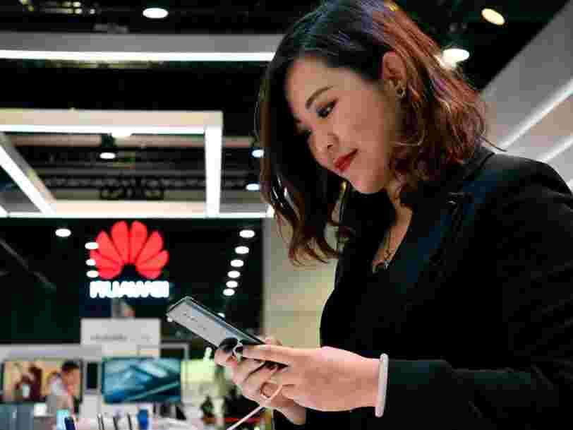Pour vanter les qualités photo de son P30, Huawei utilise des photos prises au reflex...