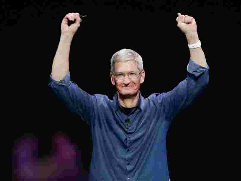 Apple a dit qu'il n'utilisera plus de matériaux provenant des mines pour fabriquer ses iPhones — mais ce n'est pas encore possible